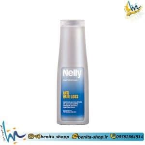 شامپو درمانی ضد ریزش نلی Nelly