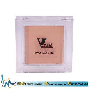 پنکک ورسای شماره 503 Versai Two Way Cake Powder